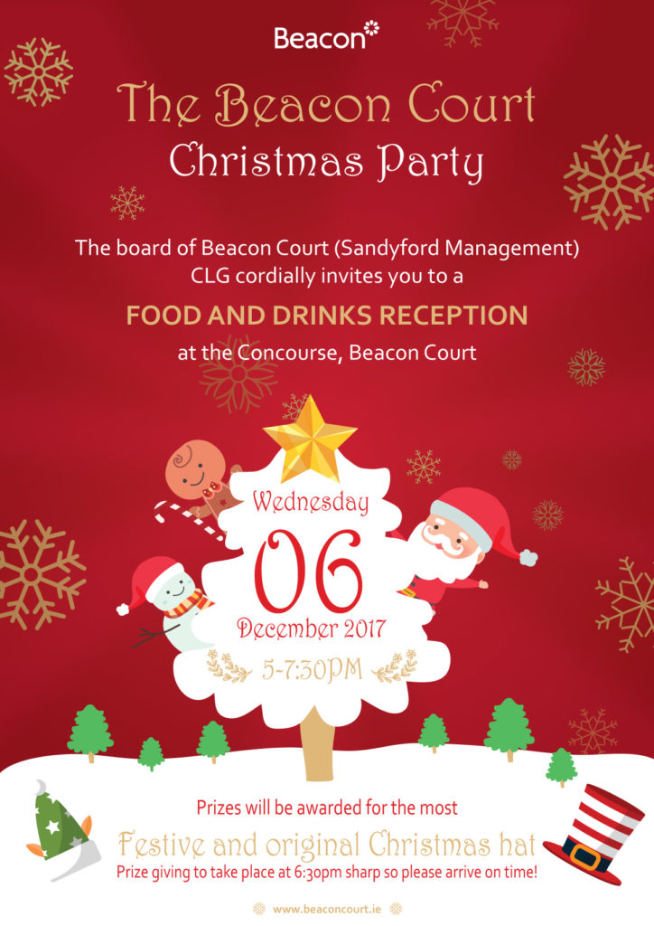 The Beacon Court Christmas Party